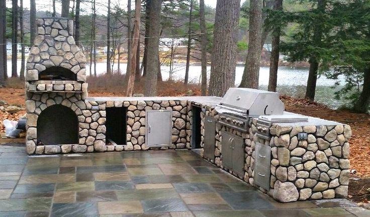Outdoor Kitchens - Modular Outdoor Kitchen Cabinets