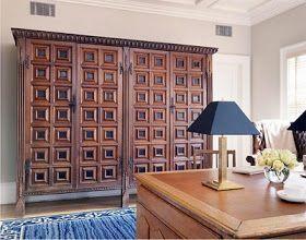 VT Interiors - Library of Inspirational Images: Shelton,Mindel & Associates