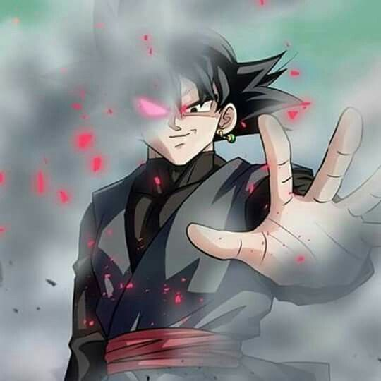 Best 25+ Black Goku Ideas On Pinterest