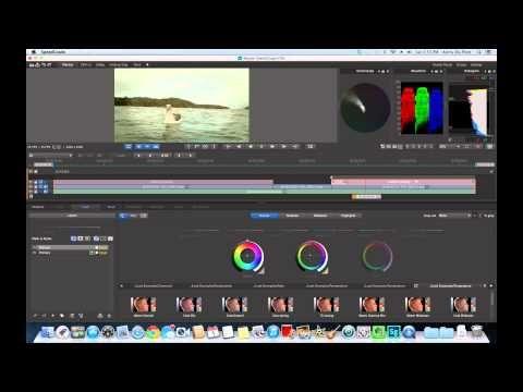▶ Adobe Speedgrade CS6 Basics #4: Grading a transition - YouTube