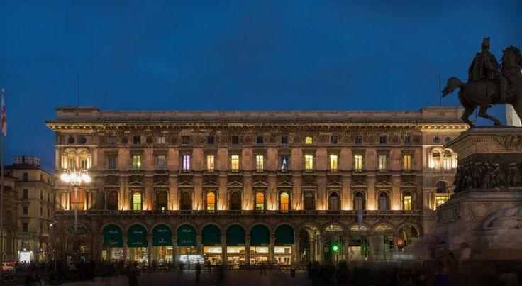 HOTEL|イタリア・ミラノのホテル>ドゥオーモを見下ろす歴史的な建物内に位置しています>タウンハウス ドゥオーモ(TownHouse Duomo)