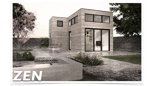 Modulhus | Våra arkitektritade Attefallshus