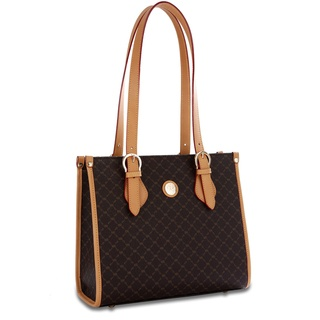 @Overstock - Rioni Signature Shoulder Tote Handbag. Classically styled Rioni handbag Shoulder bag features dark gold 'RR' monogram print on brown canvas Bag accented with Italian dual-strapped leather handleshttp://www.overstock.com/Clothing-Shoes/Rioni-Signature-Shoulder-Tote-Handbag/3255085/product.html?CID=214117
