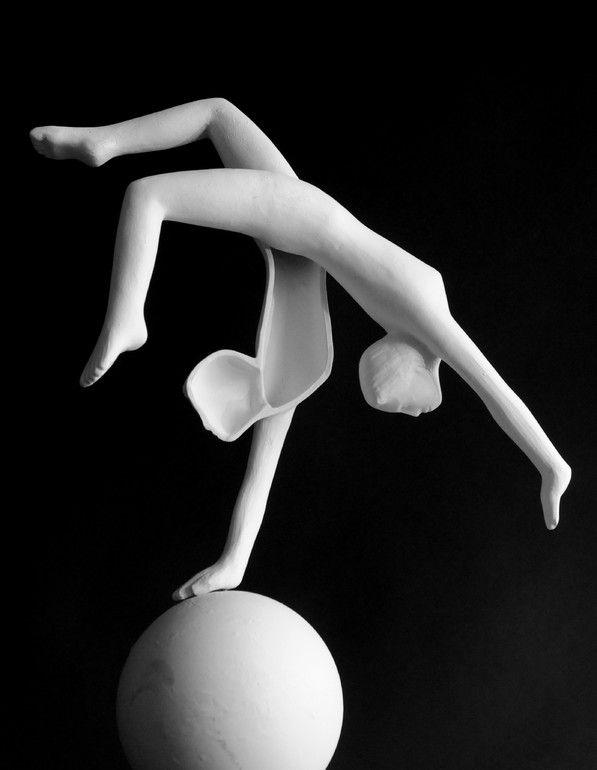 "Saatchi Online Artist: Eoghan Bridge; Ceramic 2012 Sculpture ""split"""
