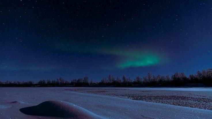Beyond City Lights -Rovaniemi, Lapland, Finland