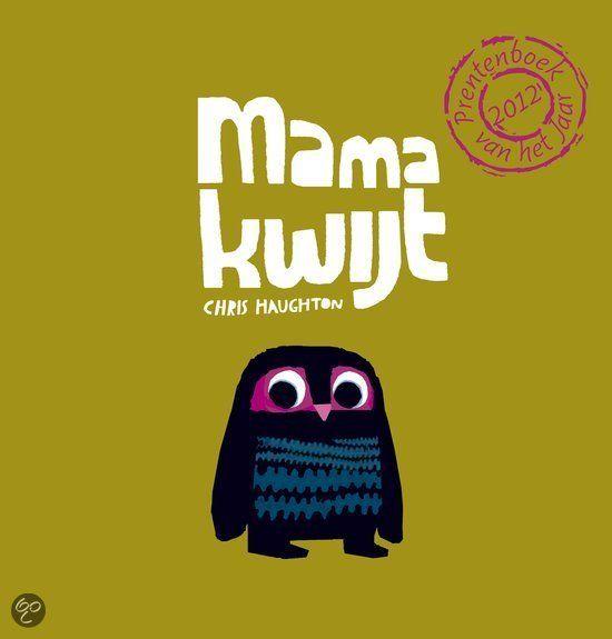 Mama Kwijt, Chris Haughton | Boeken