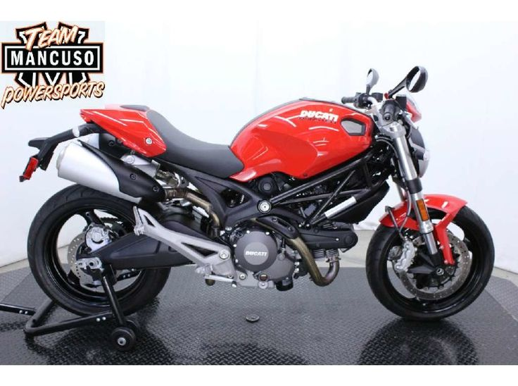 Search Used Ducati 2014 Monster 696 Standard Motorcycles available for sale by Team mancuso powersports southwest for $ 7999 in Houston, TX, USA at http://goo.gl/TiD1PG
