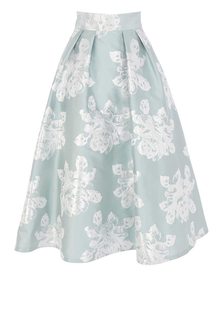 Skirts | Greens RITA SKIRT | Coast