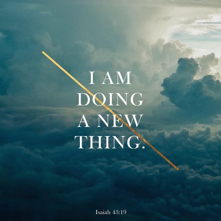 Isaiah 43:19                                                                                                                                                                                 More