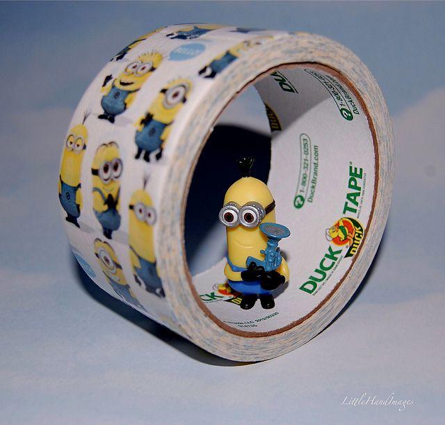 Favorites | Not Duck....Minion Tape!!
