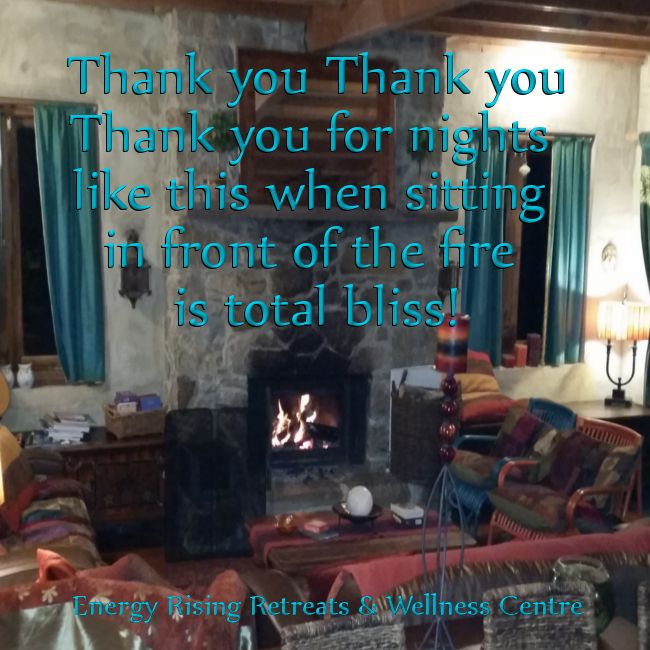 Thank you Thank you Thank you for nights like this! Its total bliss #energyrisingretreats