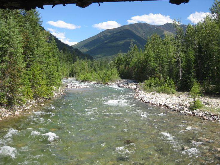 Lemon Creek, BC