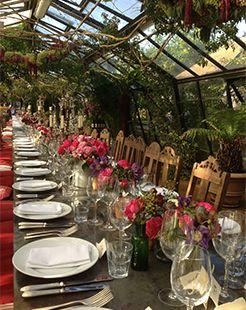 Petersham Nurseries EAT AT PETERSHAM: Private Events
