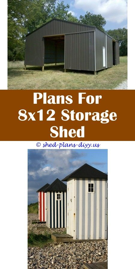 Wood Storage Shed Building Plans 20 X 20 Shed Plans 12x16 Gambrel