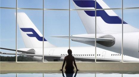 Finnair Lounge & Spa Helsinki Airport