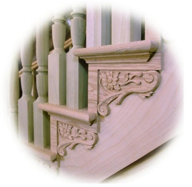 84 Best Images About Stair Brackets Treads On Pinterest
