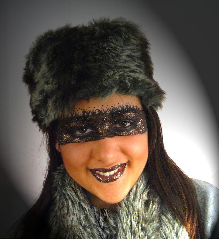 Masquerade Makeup Artist: Sara Marcus
