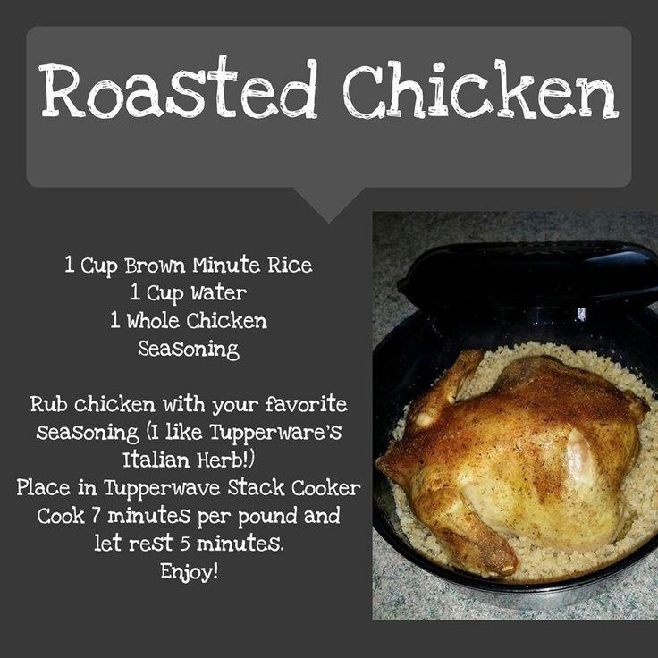 Tupperware Stack Cooker En Recipe