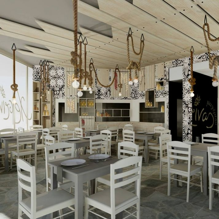 ''Xristinas'' restaurant Petralona Athens   Living Postcards - The new face of Greece