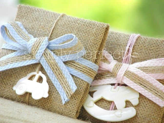 baby shower & christening favors