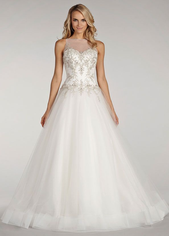 284 Best Appliqu Wedding Dress Images On Pinterest