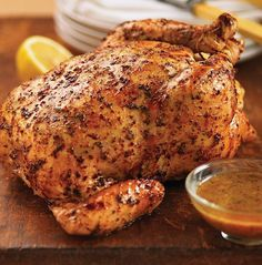 Tuscan Garlic & Herb Whole Roasted Chicken | 11 Outrageously Delicious Whole Chicken Recipes | Easy and Flavorful Recipes Perfect for Dinner.