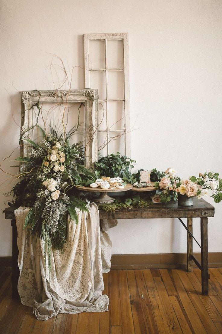 éthérée-jardin-mariage-shoot-10 #etheree #jardin #mariage #shoot - #éthérée # ...