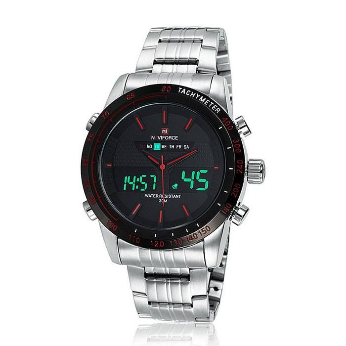 # # #Analog #Black #Digital #MenS #NaviForce #NF9024 #Silver #Sports #Watch #Apparel # #Accessories #Fashion #Home #Sport #Watches #Watches Available on Store USA EUROPE AUSTRALIA http://ift.tt/2ltZIUV
