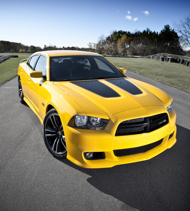 2013 Dodge Charger SRT8. My mommy car. Ok maybe not the SRT8, but I will be getting a charger!