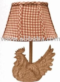 country kitchen lamps rooster lamp in my kitchen decorating 2828