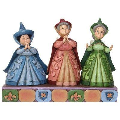 Jim Shore Disney Three Fairies