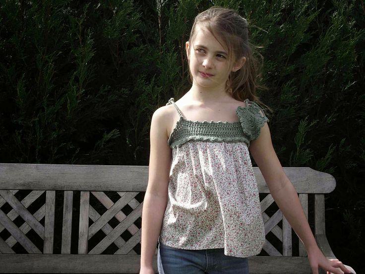 Blusón Emilie de Lan Fairy S/S 2014