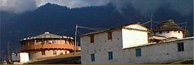 Himanchal Education Foundation. Nangi, Nepal