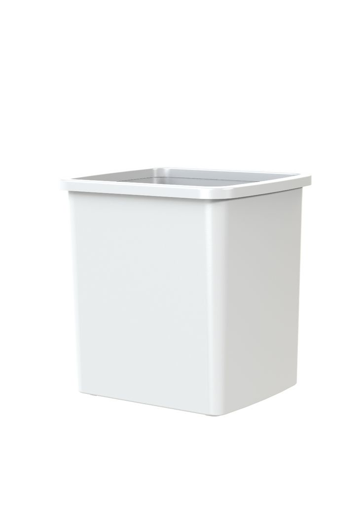 15L Replacement Bucket - Arctic White.