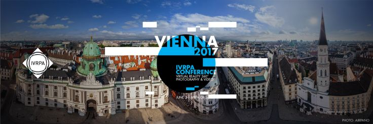 The Vienna 2017 - IVRPA 360° VR Photography & 360° Video Conference is shaping up to be another #VR industry landmark event. Tickets are going fast, get yours today!  Please note regular priced ticket sales end May 21st @ 12am. #genexgear #androidcases #iphonecases #iphone7cases