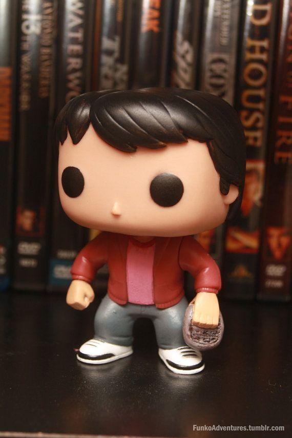 Supernatural Kevin Tran  Custom Funko pop toy by MistyFigs on Etsy- 49.99