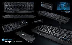 Roccat Arvo - Compact Gaming Keyboard