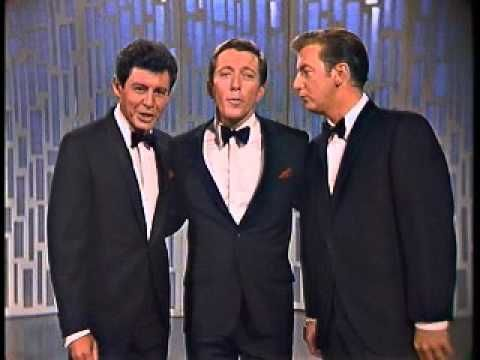 Andy Williams, Eddie Fisher, and Bobby Darin - Do Re Mi