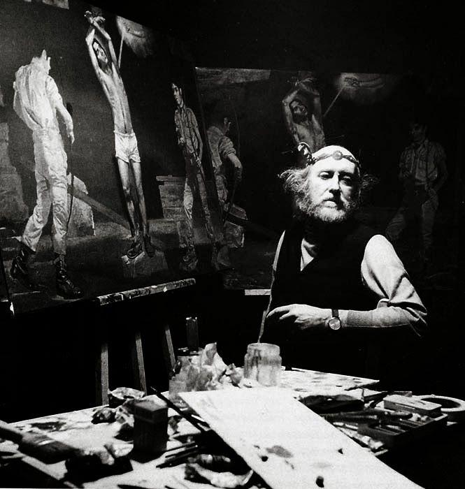 Γιάννης Τσαρούχης ( 1910-1989) στο Μουσείο Μπενάκη, στην Πειραιώς    - Θανάσης Δρίτσας *   Θανάσης Δρίτσας *