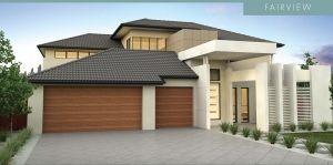 House Plan - David Reid Homes - Fairview 4 bedrooms, 5 bath, 465m2 #building #architecture #davidreidhomesaus