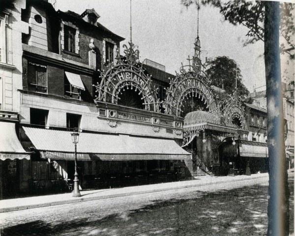 Старый Париж в объективе Эжена Атже (Eugene Atget)