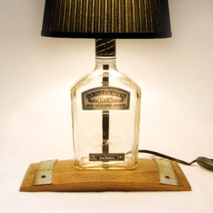 Did Not Expect Liquor Bottles To Make Such Nice Lamps.