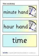 17 best images about telling time elapsed time on pinterest vocabulary word walls anchor. Black Bedroom Furniture Sets. Home Design Ideas