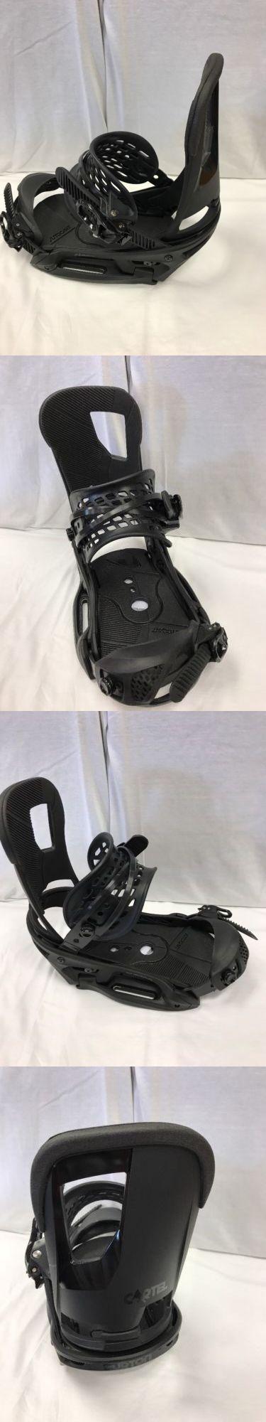 Bindings 21248: Brand New 2017 Burton Cartel Est Snowboard Bindings Size Medium -> BUY IT NOW ONLY: $229 on eBay!