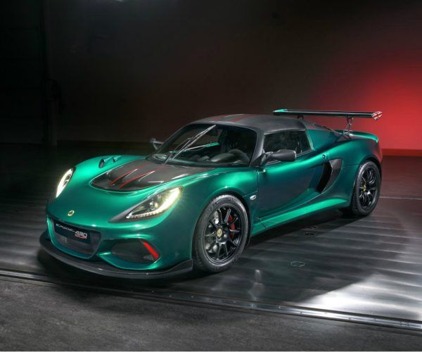The X Factor Lotus Exige Cup 430 Unlimited Edition Lotus