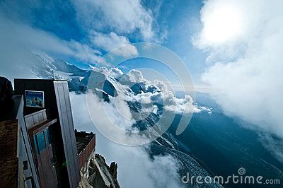 Aiguille Du Midi - Download From Over 28 Million High Quality Stock Photos, Images, Vectors. Sign up for FREE today. Image: 31571108