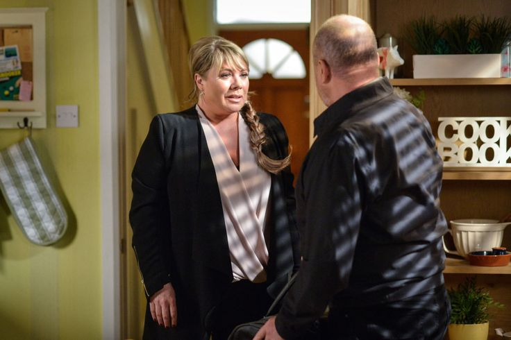 EastEnders spoilers: First look at Sam Mitchell's return ahead of Peggy's funeral  - DigitalSpy.com