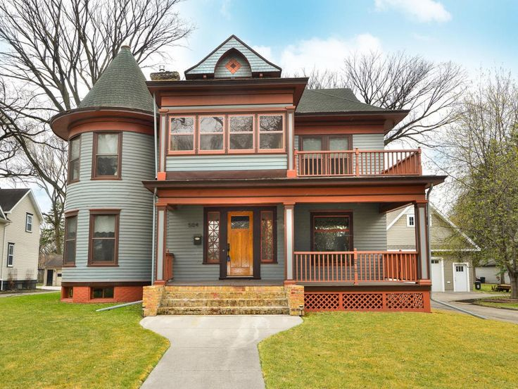 1591 best victorian images on pinterest homes for sale for North dakota home builders