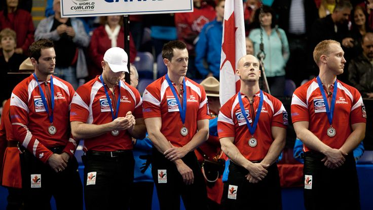 A member of the Canadian team that won silver at the men's world curling championships has been suspended for two years after testing positive for a banned substance.  Matt Dumontelle, the alternate on Brad Jacobs' rink, tested positive for the banned substance methandienone, an anabolic steroid, in a test following the world gold-medal game.