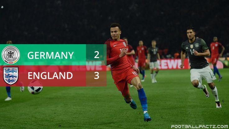 #Germany vs #England